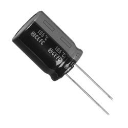Condensateur chimique 10 µF (lot de 10)