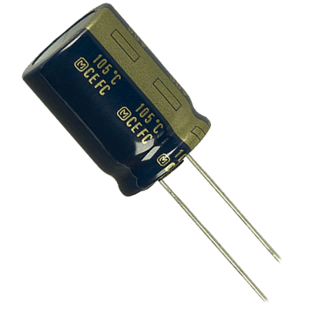 Condensateur 100µF