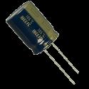 Condensateur chimique 330 MF (lot de 10)