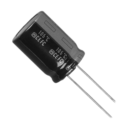 Condensateur 680µF