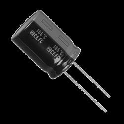 Condensateur chimique 2200 MF (lot de 10)