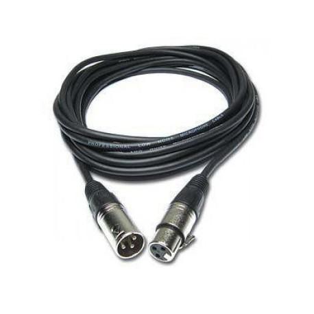 Cable XLR Mâle Femelle