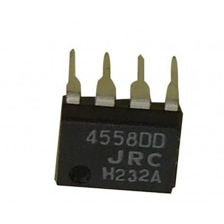 Circuit intégré 4558D
