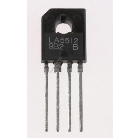 Circuit intégré LA5512