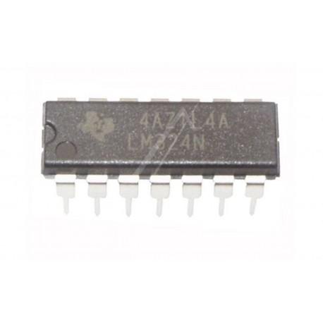 Circuit intégré LM324N