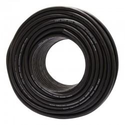 8PAIRES AUDIO PRIX/M BLACK CABLE