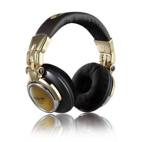 HD1200 CASQUE GOLD ET MARRON ZOMO