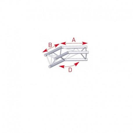 ASX25 2DEPARTS 135° A/B500 ASD