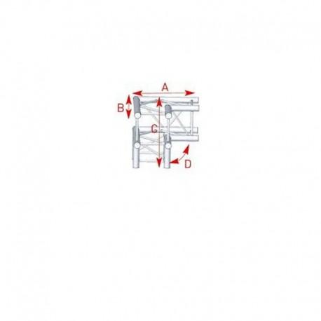 ASZ31 3DEPARTS 90° A/B/C500 ASD