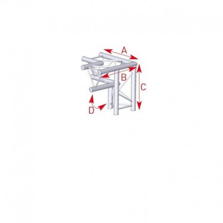 ASX32 3DEPARTS 90° A/B/C500 ASD