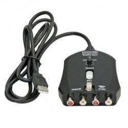USB AUDIO-RIAA CONVERTER JB SYSTEMS