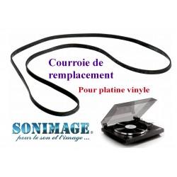 TECHNICS SL24 : Courroie de remplacement compatible
