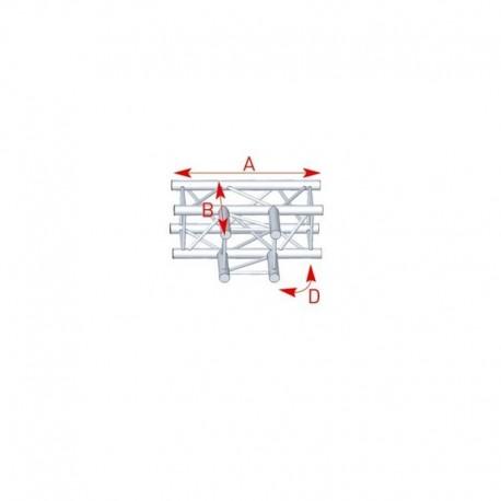 ASZ33 3DEPARTS 90° A710/B500 ASD