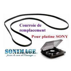 SONY PS-LX62 : Courroie de remplacement