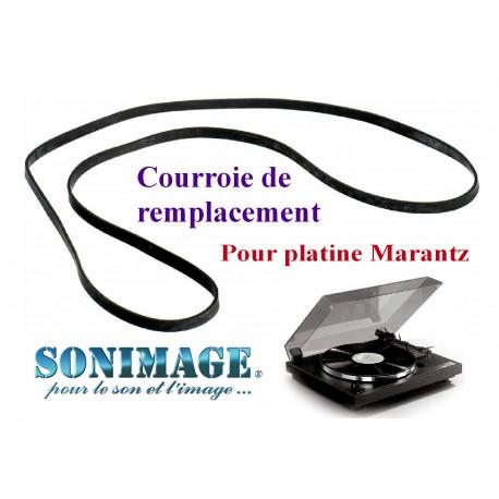 MARANTZ 6100 : Courroie de remplacement