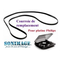PHILIPS 222-ELECTRONIC : Courroie de remplacement